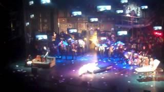 21 Guns (LIVE!) Green Day Broadway Cast 4/24/12