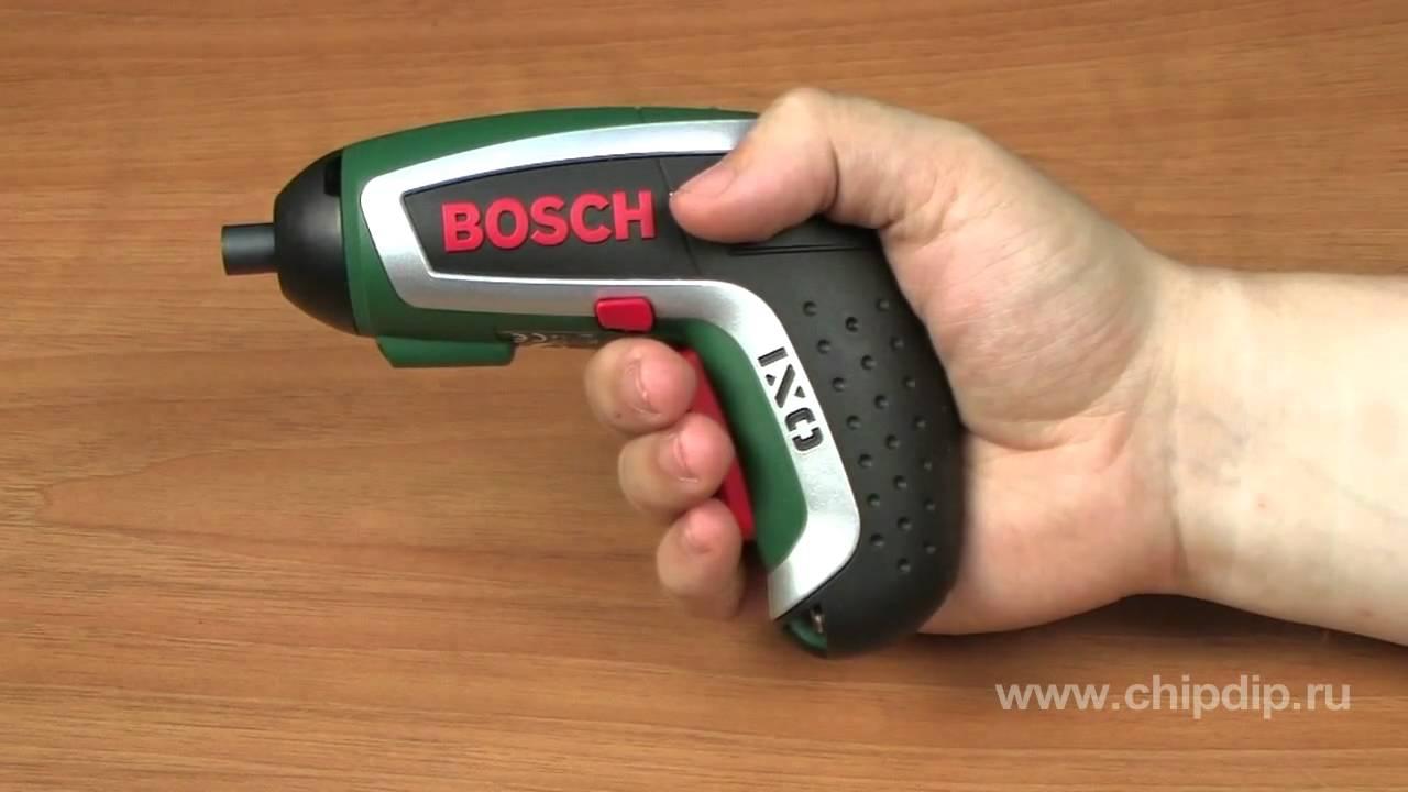 cordless screwdriver bosch ixo iv - youtube