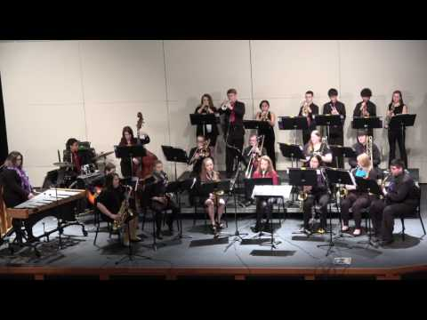 C0089 Muscatine High School Jazz Band, 2017. My Favorite Things, arr. Paul Murtha