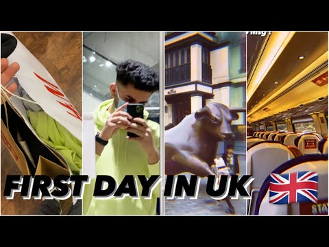 First Day In England (Uk) | Birmingham City | Again Lockdown
