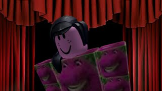 Barney Knows How To Play Still D.R.E! [ROBLOX]