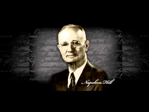 A Definite Major Purpose by Napoleon Hill