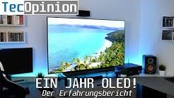 Ein Jahr OLED-TV! - Der Erfahrungsbericht! | LG C8 4K-OLED-TV | TecOpinion | 4K