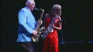 Pamela Lind with Boots Randolph Play Yakety Sax & more