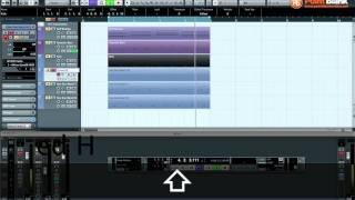 Cubase 6 - Using Halion Sonic SE For Multi Output Drums