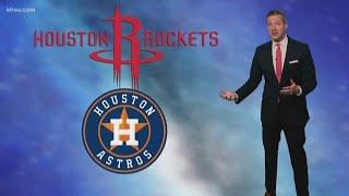 Apollo 11: Even Houston sports teams are intergalactic