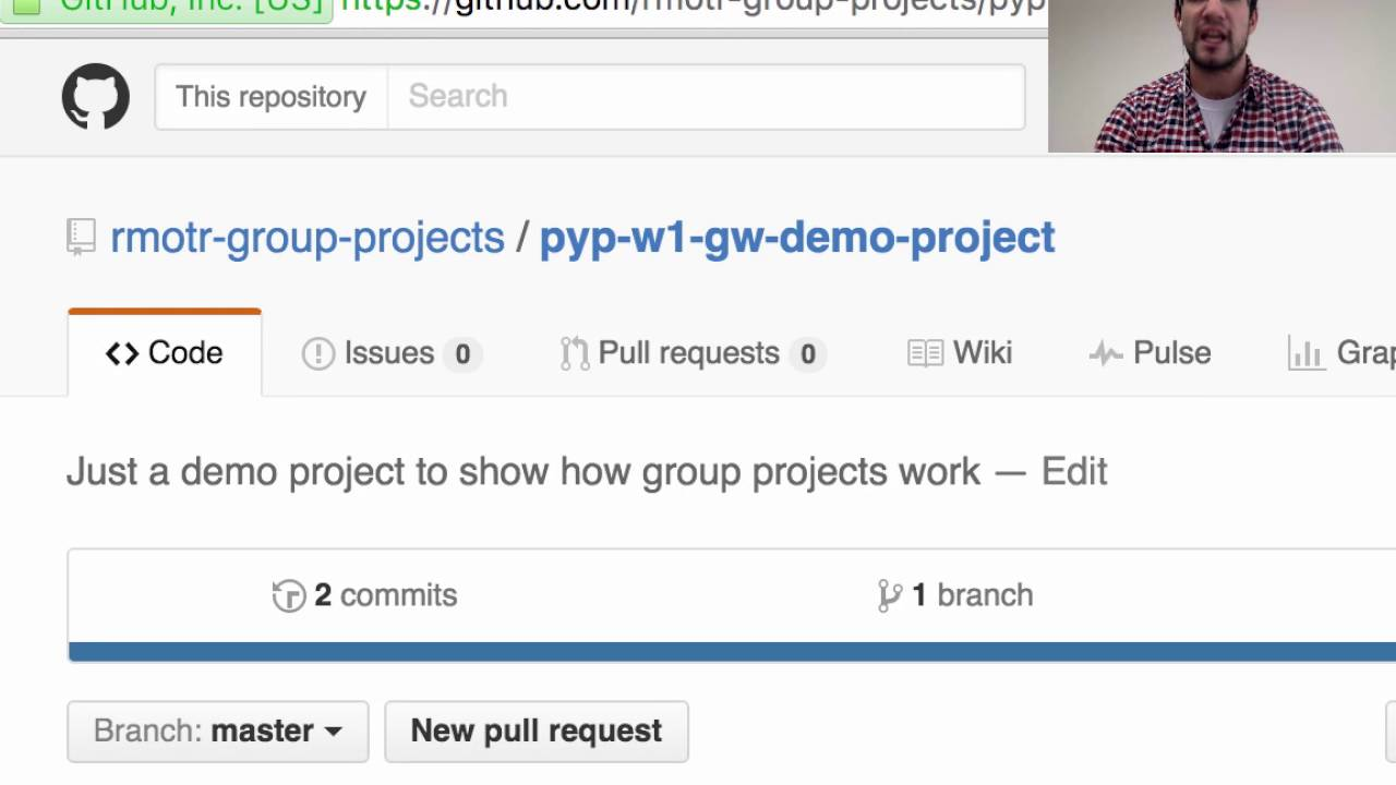 Getting the group project Lesson - rmotr.com Group Projects Guide