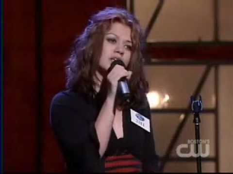 Kelly Clarkson - Save the best for last - American Idol