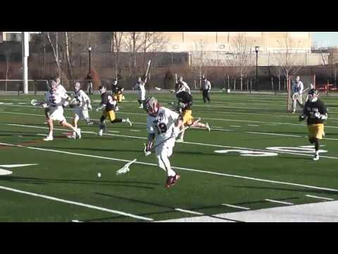 Peter Dobbs 2017 Goalie Junior Year Highlights (Holy Cross Commit)
