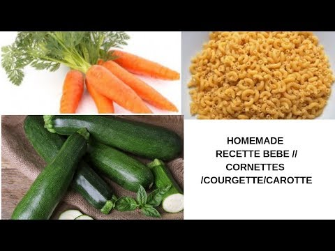 homemade-recette-bebe//cornettes-courgette-carotte/-(for-9-month-and-)
