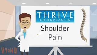 Shoulder Pain | Thrive Chiropractic Learning Center