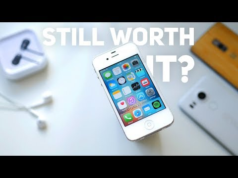 Is the iPhone 4S Still Worth It? (MID 2017)