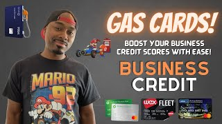 Best Business Gas Cards | How to Build Business Credit in 2021