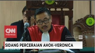 Video Ahok-Veronica Tan Resmi Cerai - Ketua Hakim Kabulkan Permohonan Cerai Ahok download MP3, 3GP, MP4, WEBM, AVI, FLV November 2018