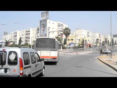 Traversée de Rabat et Salé