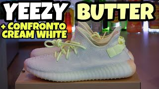 Adidas YEEZY Boost 350 V2 BUTTER Unboxing Recensione On Feet Review ITA
