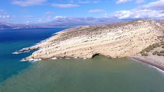 Crete 2017 by Arial Drone 4 K