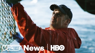 British Fishermen Are Excited About Brexit  VICE News Tonight on HBO