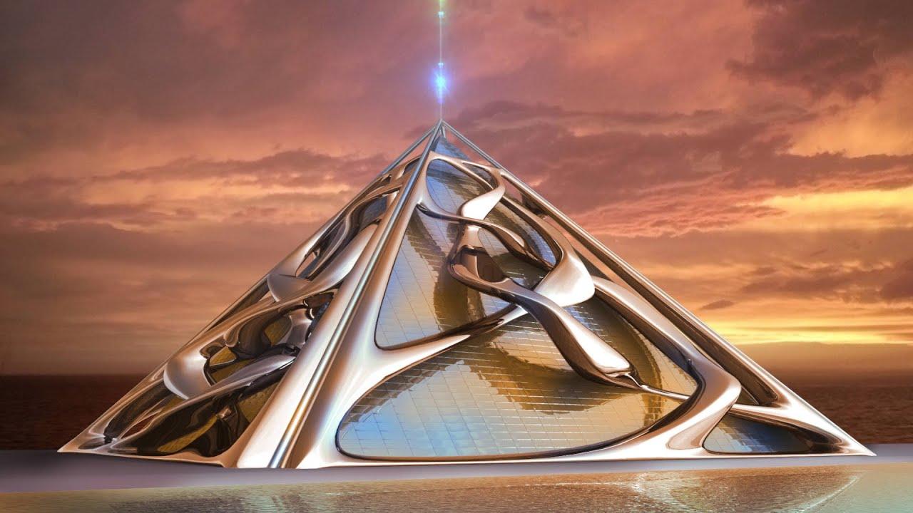 Astonishing STARGATE Pyramids Discovery UNDERGROUND -  Advanced Temple Technology With Strange Art