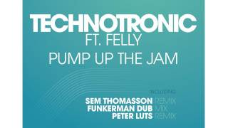 Technotronic - Pump up the Jam (Funkerman Dub Remix)
