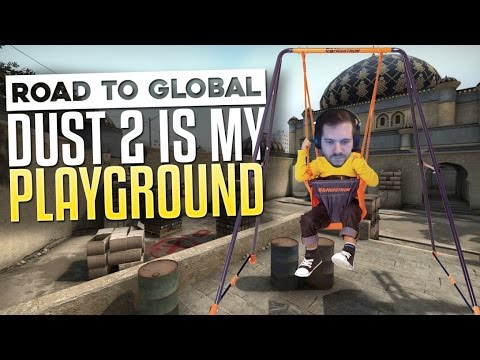 The Road To Global Pt. 21 - D2 is my playground!