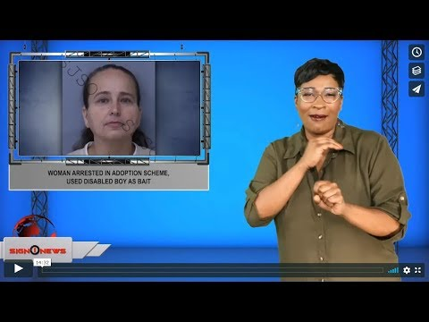 Sign1News 11.4.19 - News for the Deaf community powered by CNN in American Sign Language (ASL).