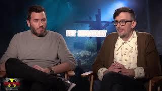 PET SEMATARY Interview With Directors Kevin Kölsch & Dennis Widmyer