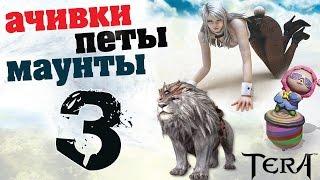 TERA online(RU) Достижения\маунты\питомцы - Черный леопард(постоянный)