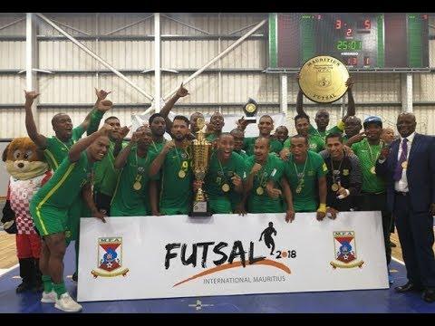 Futsal International Mauritius : L'Afrique du Sud s'offre la première éditions