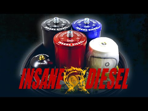 how insane diesel's extreme bypass oil filters work