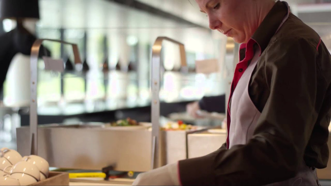 Support Services van Eurest Services - YouTube