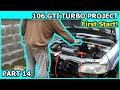 #12 Turbo Pug is alive!!! [Turbo 106 GTI]