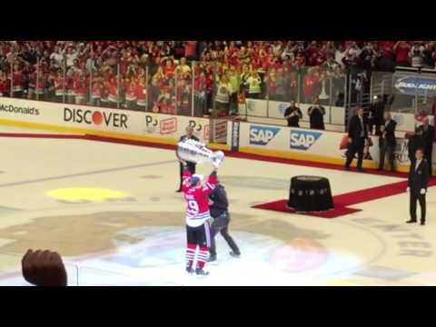 Chicago Blackhawks Win Stanley Cup at United Center