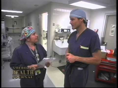 Urinary Reflux Treatment Video