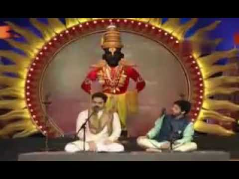 Mahesh kale and rahul deshpande special.. Raja pandharicha