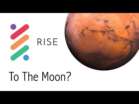 What is Rise? To the Moon? Really???