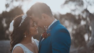 Fatima + JC | Wedding Highlights | Gold Creek Station Canberra | Silver Arrow FIlms