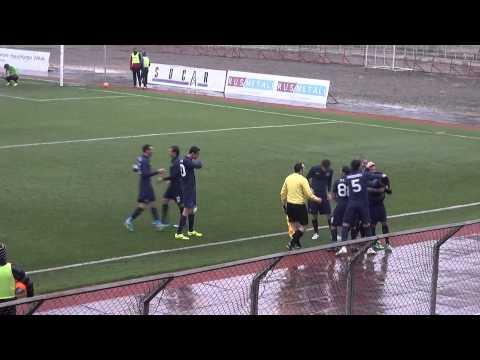 FC Metalurgi Rustavi 0:2 FC Dinamo Tbilisi