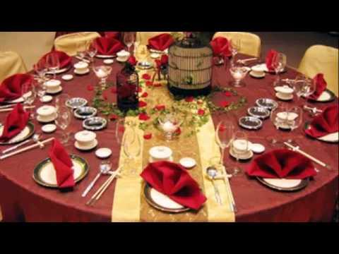 Decoracion para matrimonios civiles y religiosos youtube - Decoracion bodas civiles ...