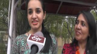 Collector's daughter clears UPSC with 267th rank