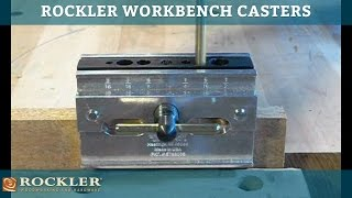 The Rockler Complete Doweling Kit