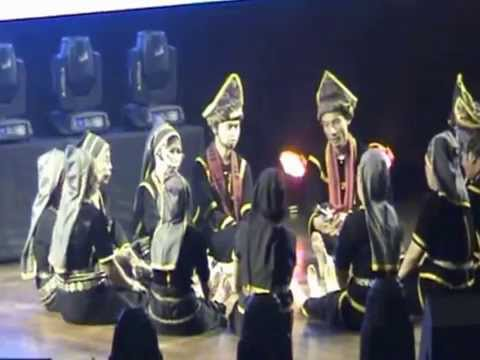 Closing Ceremony of the State Level Pesta Kaamatan Celebration 2014