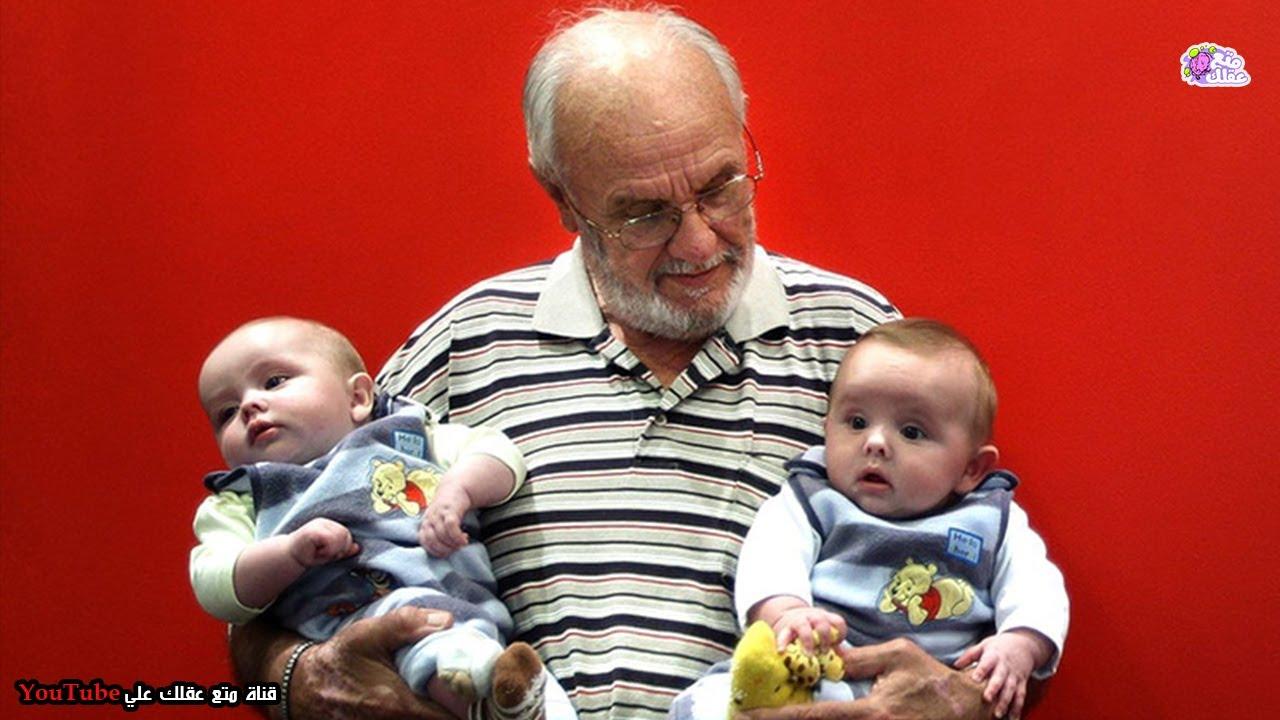 رجل ينقذ الاف الأطفال بأستخدام قوى خارقة غير عادية !