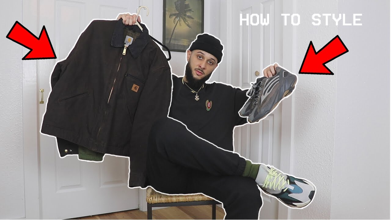 HOW TO STYLE YEEZY BOOST 700 V2 GEODE