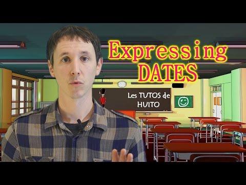 Apprendre langais avec Huito #14: Les dates