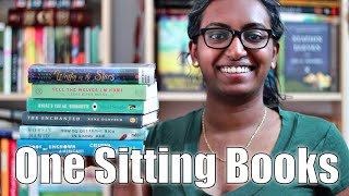 6 Books I Read In One Sitting