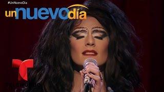 Adele sorprendió a imitadoras de ella en un teatro en Londres | Un Nuevo Día | Telemundo
