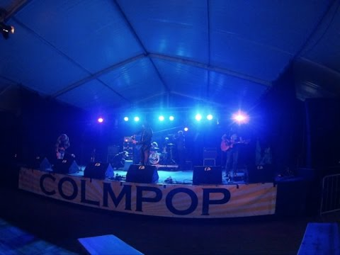 Jimi Hendrix Colmpop Bag of Bones Full Concert Colmschate Holland 2015 sj4000
