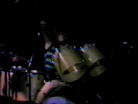 the SANDY WEST BAND live @ Blue Moon 1983