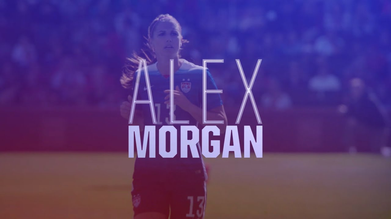 Alex Morgan 2015 Uswnt Roster Video Card Youtube